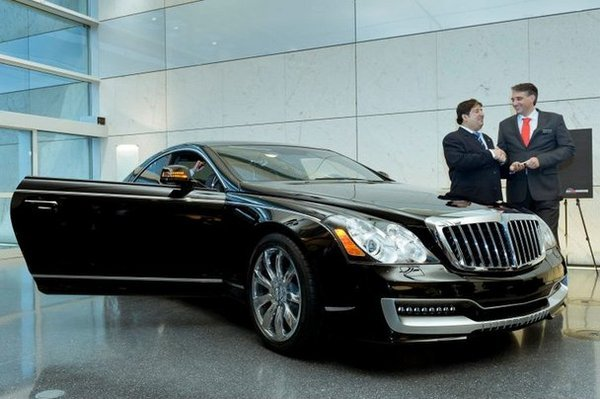 Maybach Cruiserio Coupe