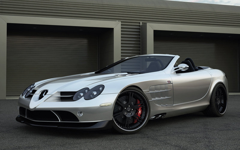 2011 Mercedes SLR by Wheelsandmore