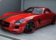 Mercedes SLS AMG by Wheelsandmore