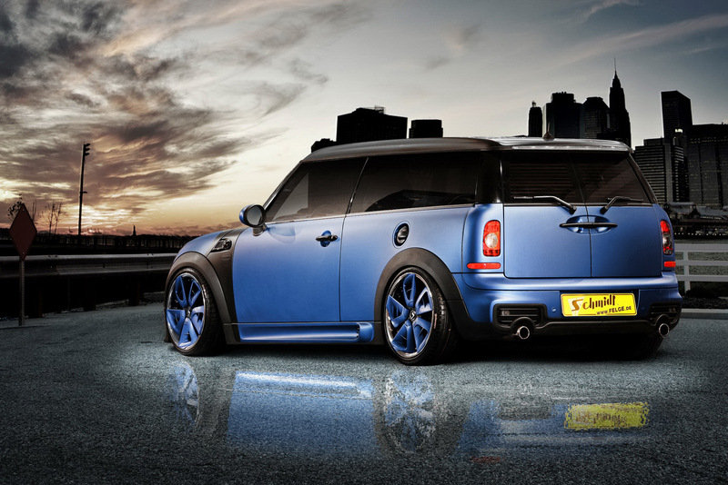 2011 MINI Clubman Cooper S Streetworker by Schmidt Revolution High Resolution Exterior - image 387555