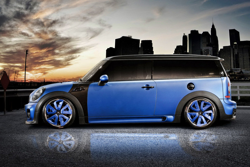 2011 MINI Clubman Cooper S Streetworker by Schmidt Revolution High Resolution Exterior - image 387556
