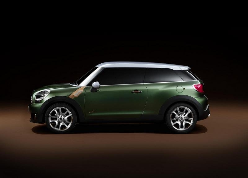 2011 MINI Paceman Concept High Resolution Exterior - image 386943
