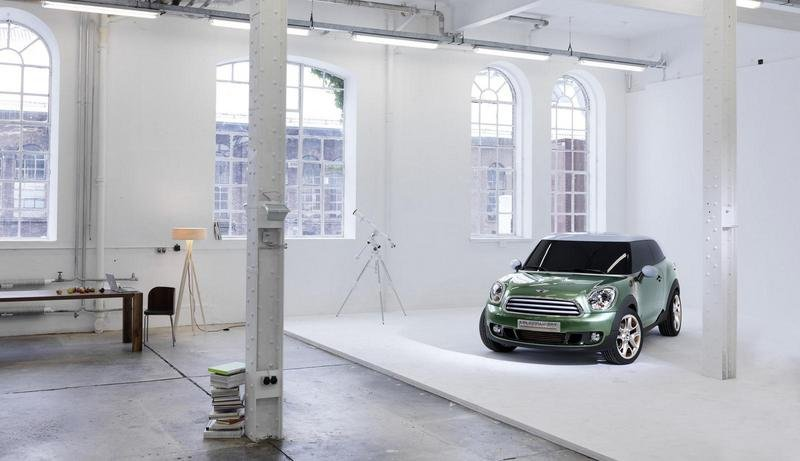 2011 MINI Paceman Concept High Resolution Exterior - image 386948