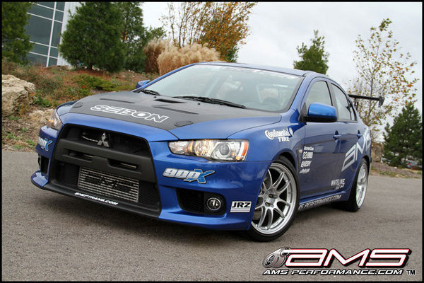 2011 Mitsubishi Evo 900X By AMS   car review @ Top Speed