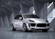 Porsche Cayenne Radical Star by Met-R