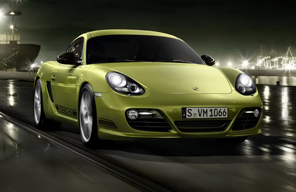 porsche cayman club sport not dead just idling picture