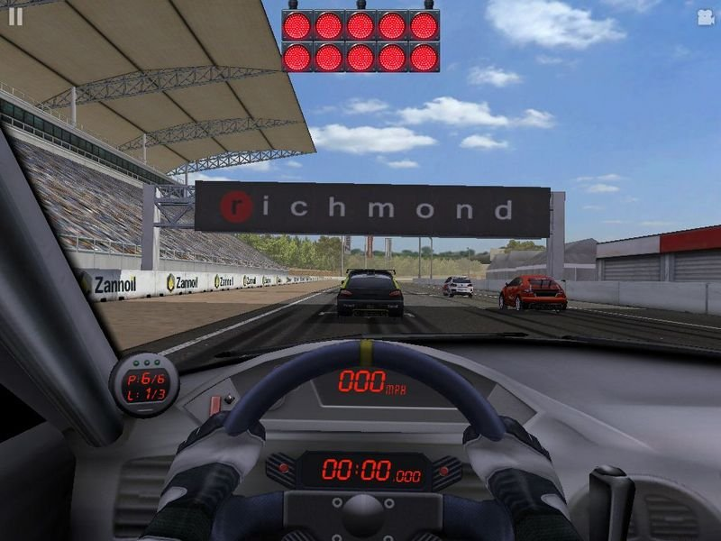 Real Racing HD by Firemint