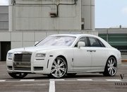Rolls Royce Ghost by Mansory and Vellano
