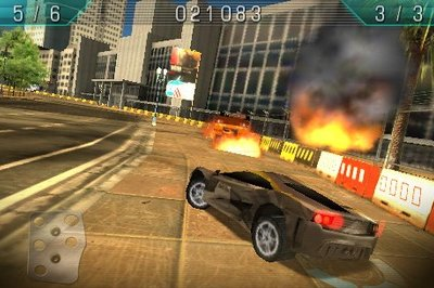 Split/Second by Disney Interactive Screenshots / Gameplay - image 386786