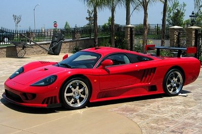 Street Legal Saleen S7 Competition for Sale