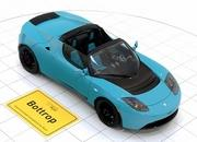 Tesla Roadster Sport Brabus Green Package - image 385713