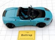 Tesla Roadster Sport Brabus Green Package - image 385714