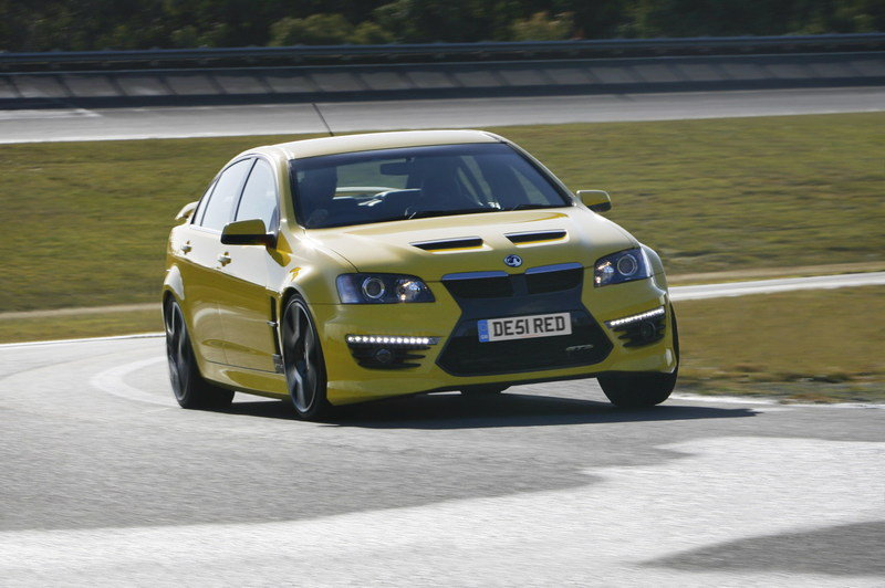 2011 Vauxhall VXR8 High Resolution Exterior - image 386539