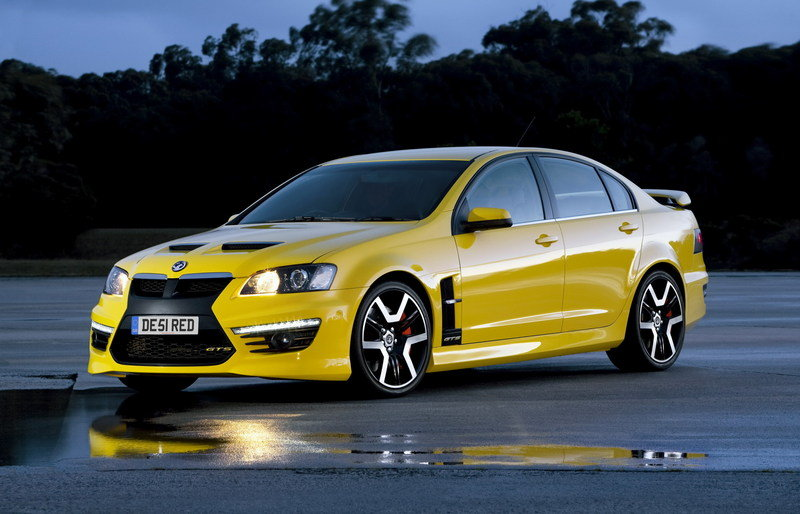 2011 Vauxhall VXR8 High Resolution Exterior Wallpaper quality - image 386538
