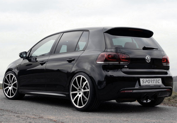 2011 volkswagen golf r by aps review top speed. Black Bedroom Furniture Sets. Home Design Ideas