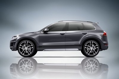 2011 Volkswagen Touareg by ABT