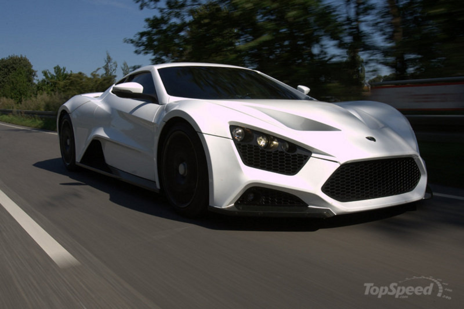 Zenvo ST1 News And Reviews | Top Speed