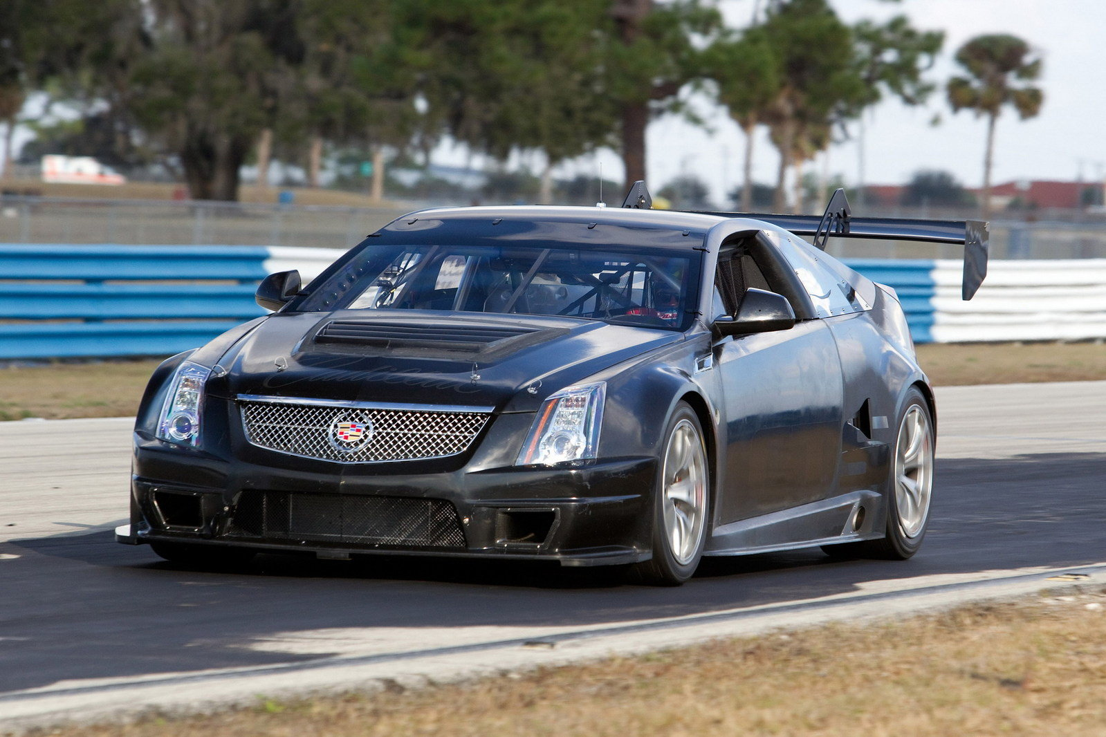 2011 cadillac cts v coupe race car picture 389871 car. Black Bedroom Furniture Sets. Home Design Ideas