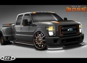 Ford F-350 Super Duty by Airhead Kustoms