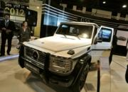 Mercedes G-Class Arabia 100 Limited Edition