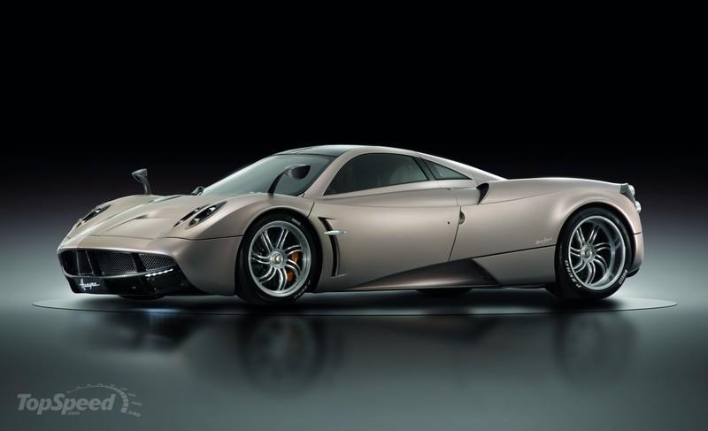 2011 Pagani Huayra High Resolution Exterior - image 390339