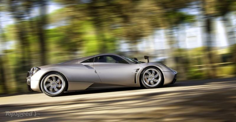 Pagani has a Huayra Successor and an EV in the Works!