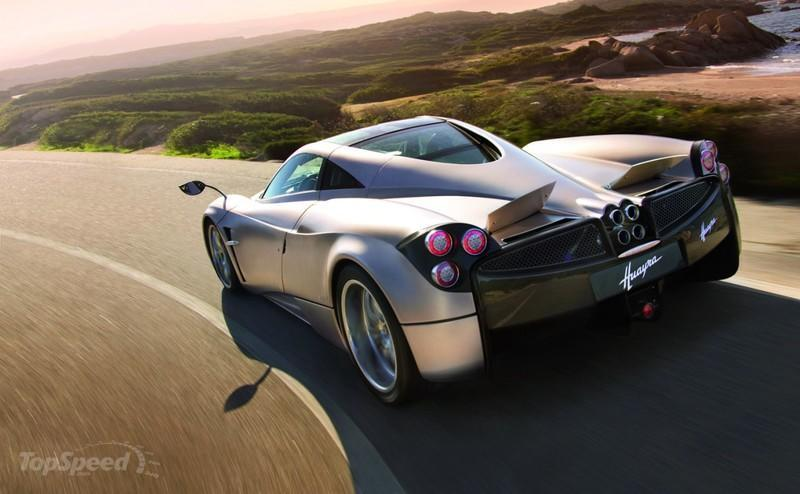 10 Fastest Cars in the World Ranked Fastest to Slowest High Resolution Exterior - image 390374