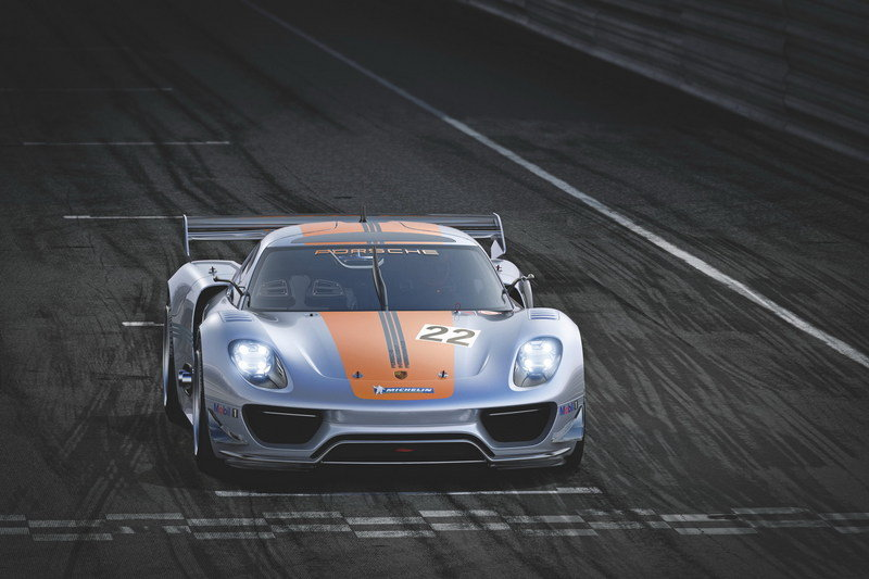 2011 Porsche 918 RSR Racing Lab High Resolution Exterior - image 388666