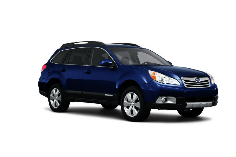 2011 Subaru Outback 3.6 High Resolution Exterior - image 390717