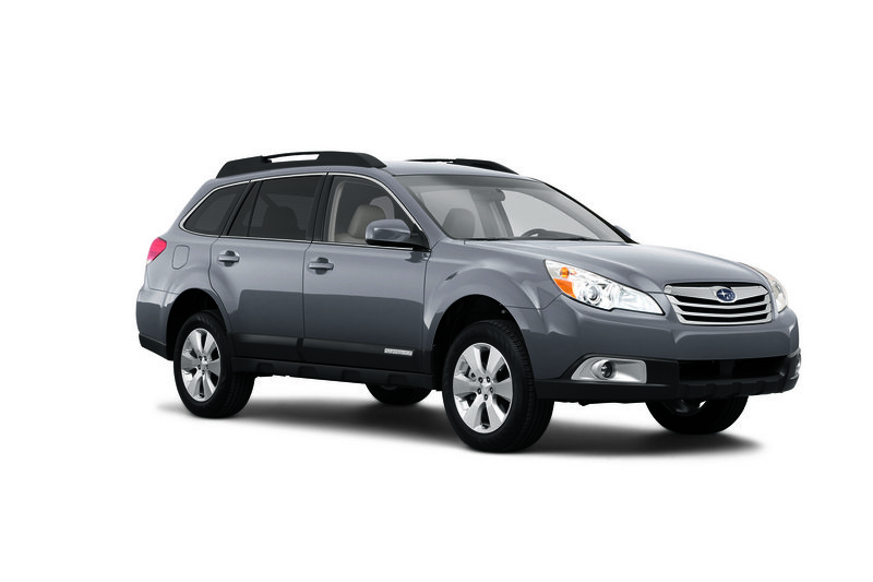 2011 Subaru Outback 3.6 High Resolution Exterior - image 390719