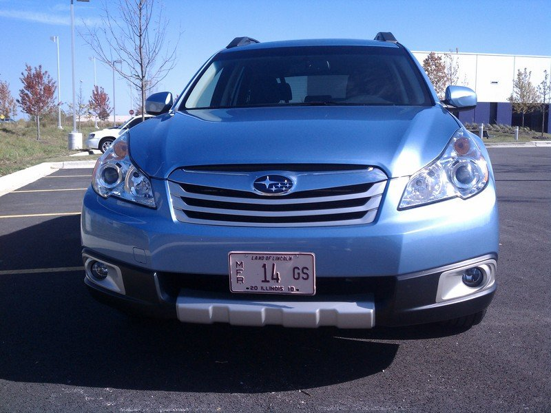 2011 Subaru Outback 3.6 High Resolution Exterior - image 390708