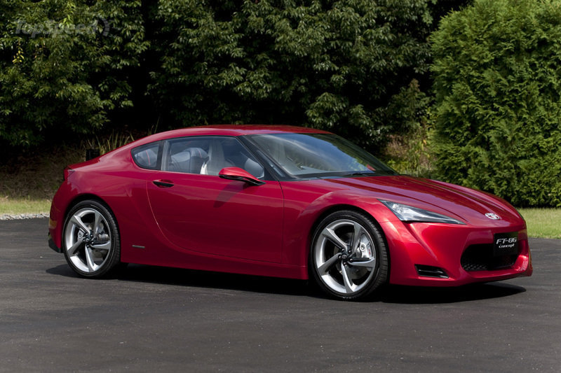 2012 Toyota FT-86 Exterior - image 388155
