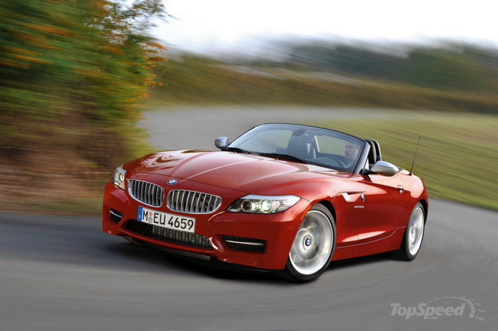 2012 Bmw Z4 Review Top Speed
