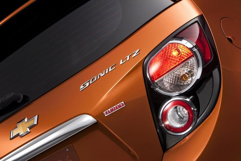 2012 Chevrolet Sonic High Resolution Exterior - image 388607