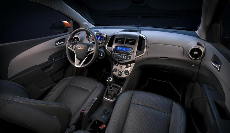 2012 Chevrolet Sonic High Resolution Interior - image 388619