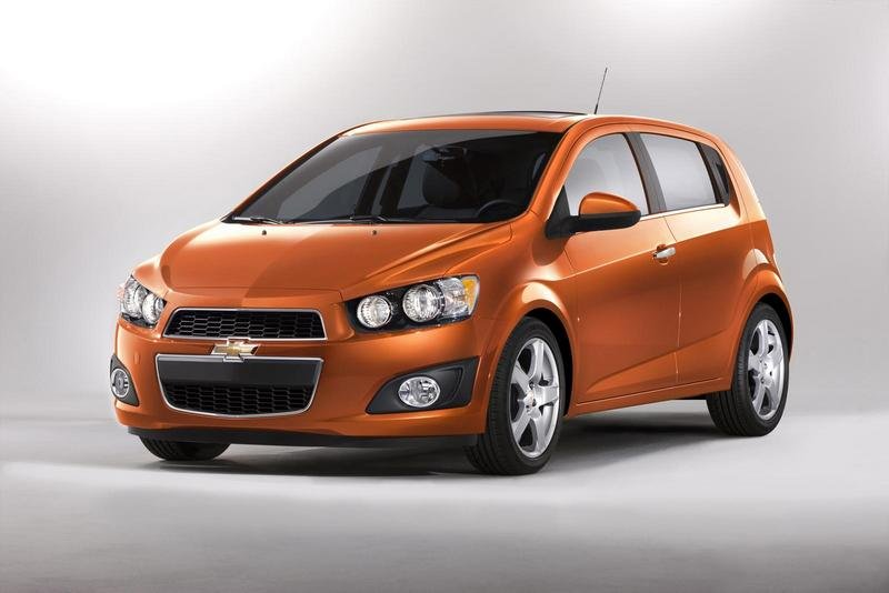 2012 Chevrolet Sonic High Resolution Exterior - image 388603