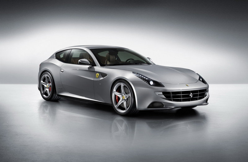 2012 Ferrari FF High Resolution Exterior Wallpaper quality - image 390310