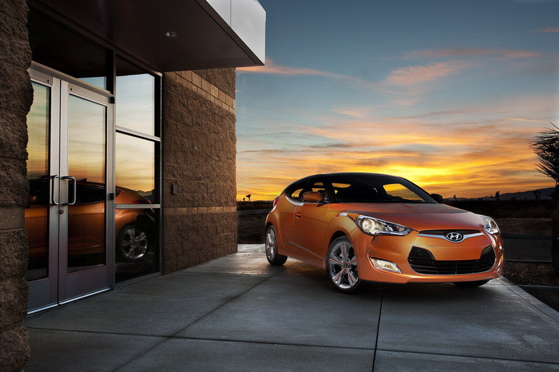 2012 Hyundai Veloster High Resolution Exterior Wallpaper quality - image 388867
