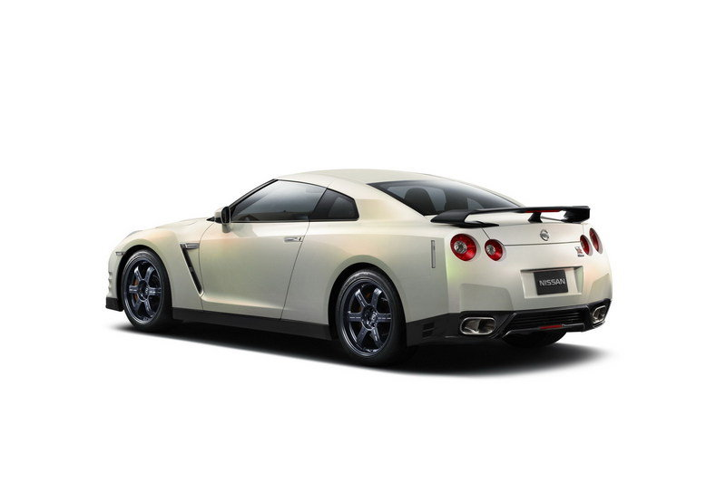 2012 Nissan GT-R Egoist Edition High Resolution Exterior Wallpaper quality - image 388405