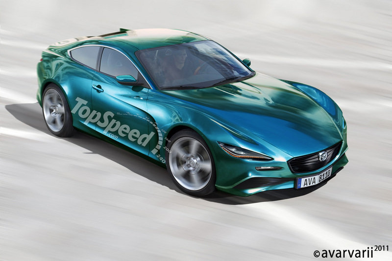 A Rotary-Powered Mazda RX-9 Just Became a Realistic Possibility