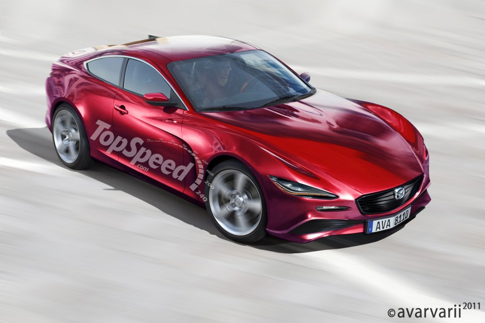 Mazda Rx7 Reviews Specs Prices Photos And Videos Top Speed 1991 Engine Diagram Rx 9 Concept Rumored For 2017 With A Production Model In 2020