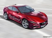 Mazda RX-9 Concept Rumored for 2017 With a Production Model in 2020 - image 389092