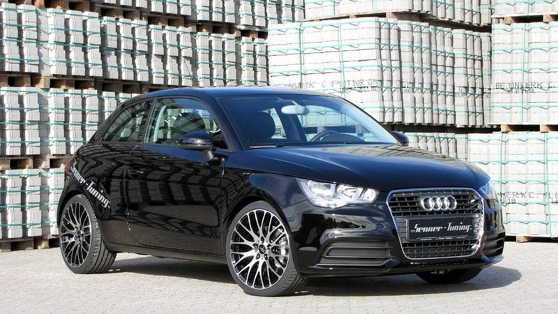 2011 Audi A1 1.4 by Senner Tuning