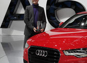 Audi A6 bags EyesOn Design award at the Detroit Auto Show - image 389149