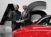 Audi A6 bags EyesOn Design award at the Detroit Auto Show - image 389150