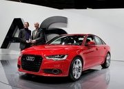 Audi A6 bags EyesOn Design award at the Detroit Auto Show - image 389148