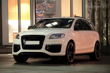 Audi Q7 Family Edition by Anderson Germany