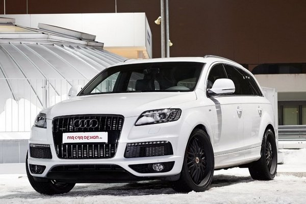audi q7 by mr car design picture
