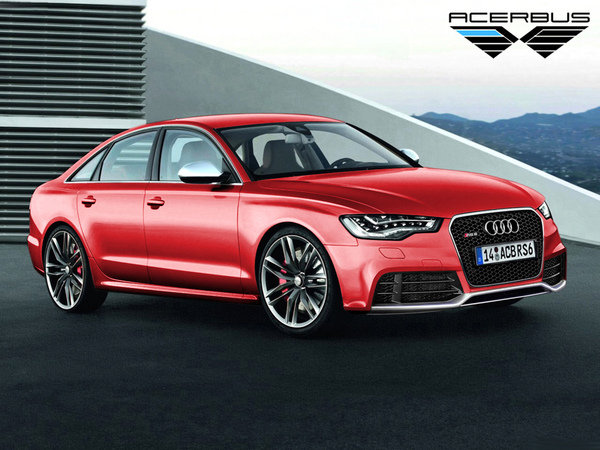 audi rs6 600x0w 2016 Audi RS6 Avant Specifications