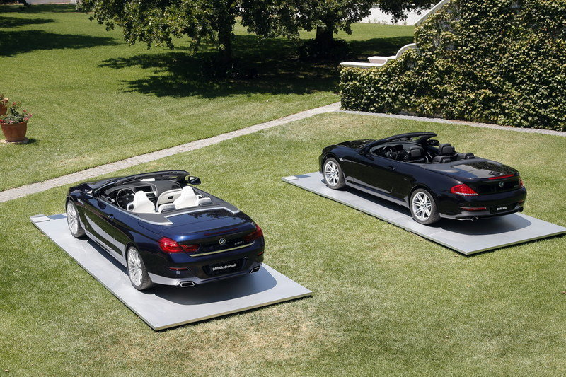 2012 BMW 650i Individual Convertible High Resolution Exterior - image 390070